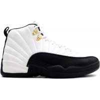 Air Jordan Original 12 Taxis White Black Taxi