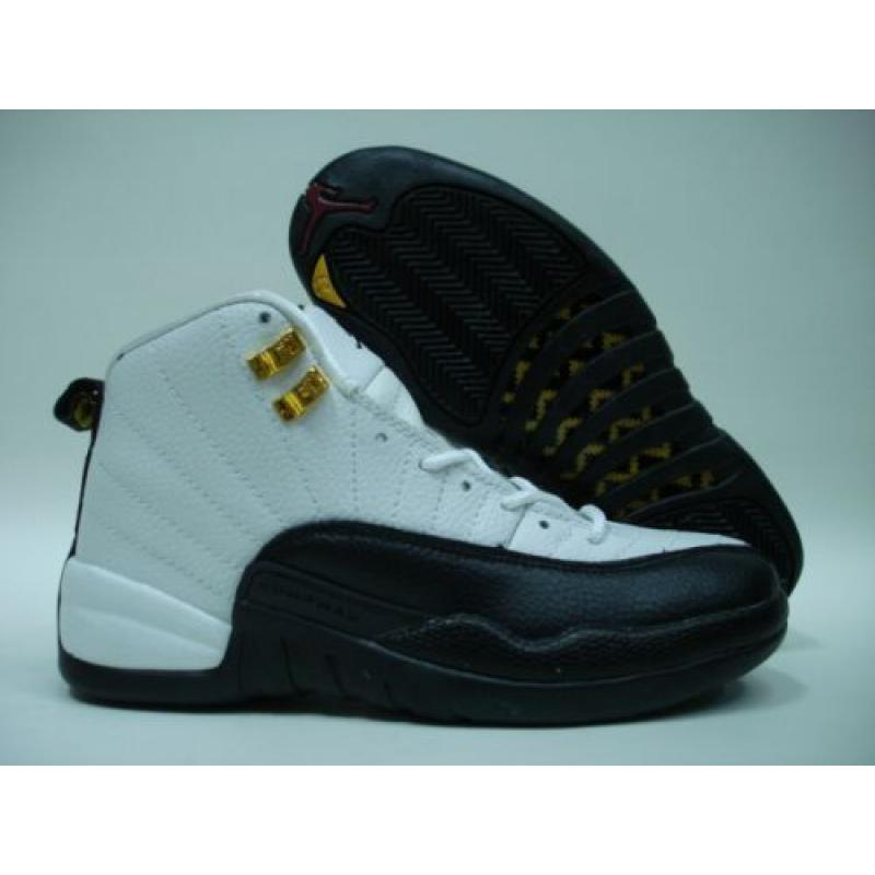 huge discount f65c1 b05f6 Jordan Retro 12 White Black