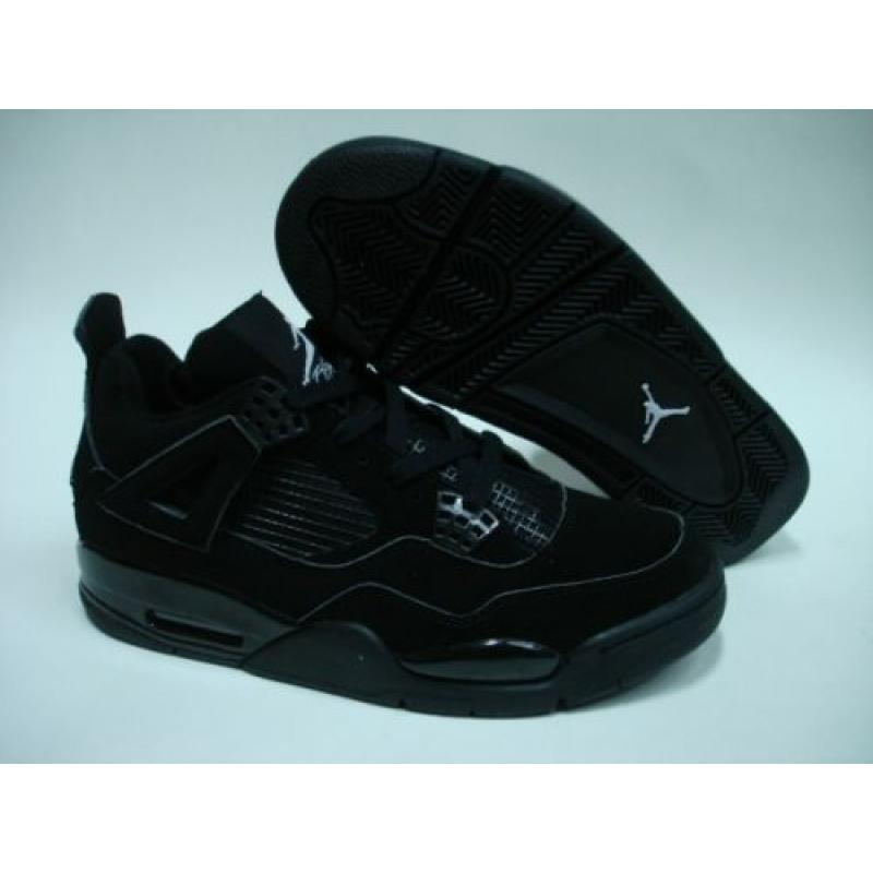 san francisco e45ed eb2da Air Jordan 4 Black Cat