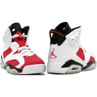 Jordan 6 Retro Carmines White Black Carmine Countdown Pack