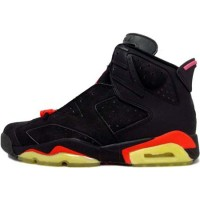 Jordan 6 Original Black Infra Red