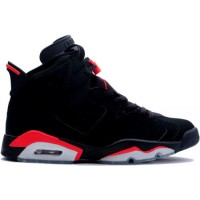 Jordan 6 Retro Black Deep Infra Red
