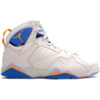 Air Jordan 7 Retro Pearl White Bright Ceramic Pacific Blue