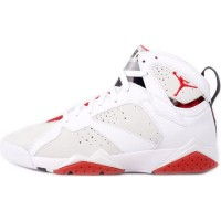 Air Jordan 7 Retro Hare White Light Graphite True Red Countdown