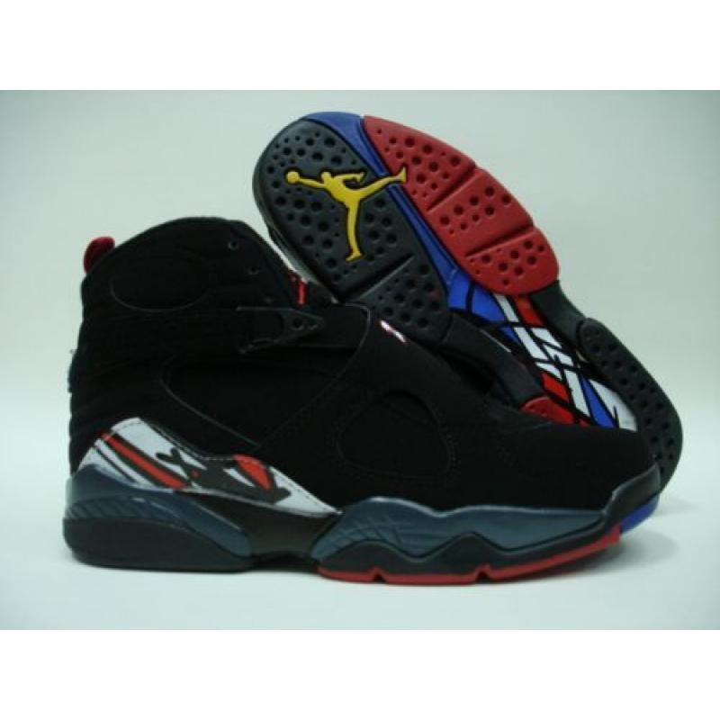wholesale dealer c60e9 b5e29 Air Jordan 8 Black Red