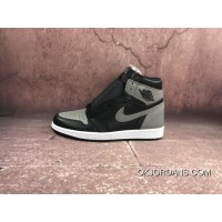 Air Jordan 1 OG Shadow AJ1 Cool Grey Black Grey Shadow 555088-013 Copuon