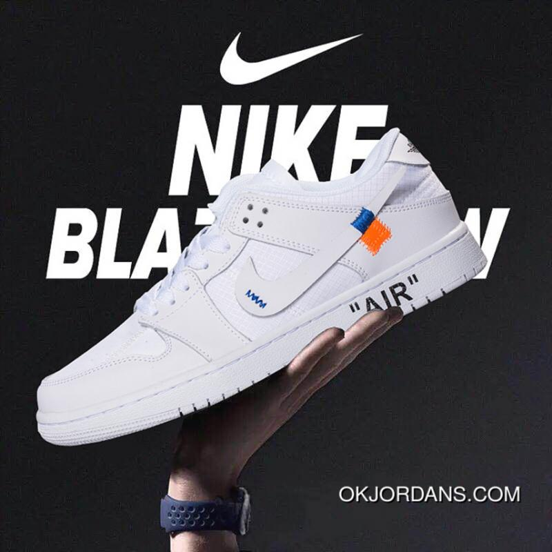 best service 7d1c5 0a64c Nike Air Jordan 1 Joint Publishing Virgil Abloh X Classic Fragment Design X  New Style