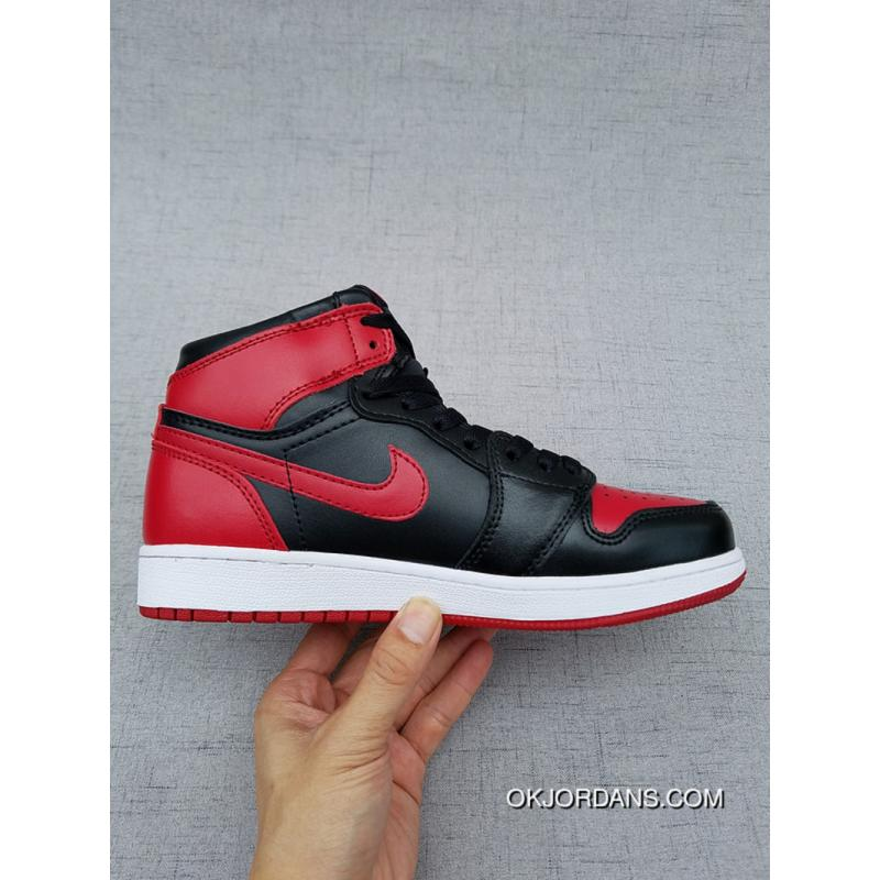 d65463a677bf64 USD  88.07  290.62. 1 Also Jordan Shoes Action Leather Air 1 Aj1 Forbidden  To Wear Black And Red ...