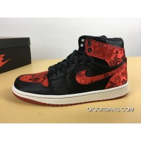 Air Jordan 1 Chinese Embroidery Bred Royal AQ0818-696 For Sale