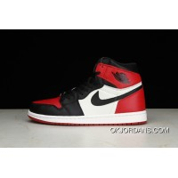 Were Pure Air Jordan 1 Retro High OGBred Toe AJ 1 New Black Toes Also Shoes Men Shoes 555088-610 Outlet