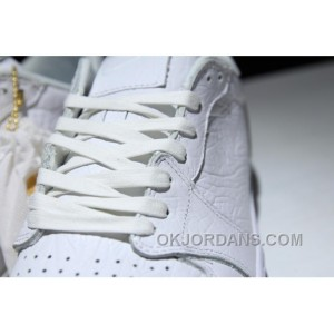 AIR Jordan 1 Air Retro Low Ns 872782-100 All White Cheap To Buy I7Ymfm