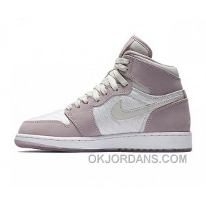 Air Jordan 1 High HC Gs AJ1 832596-025 Women Shoes Sakura Pink White Discount