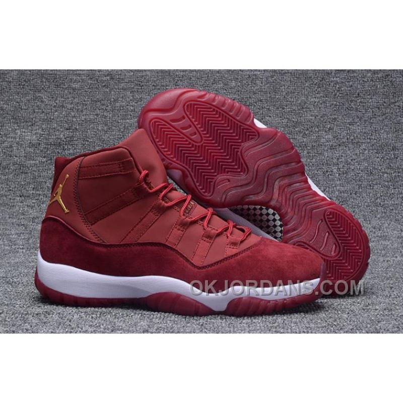 """newest collection bff27 caadc USD  110.00  352.00. AIR JORDAN 11 GS """"RED VELVET"""" ..."""