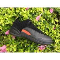 e70fa477a77922 Air Jordan 12 Low Max Orange For Sale