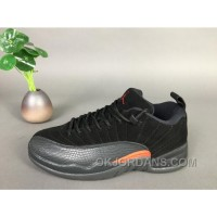 12 Air Jordan 12 Retro Low Max Orange 308317-003 Online
