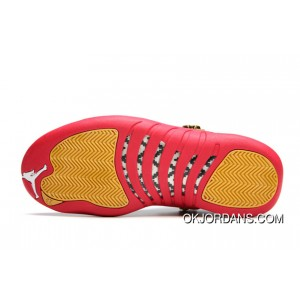 JORDAN 12A J12 36---40 Red 2017 Women New Release SaJjmWp