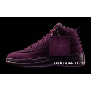 Air Jordan 12 PSNY Bordeaux – Release Cheap To Buy