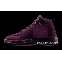 Air Jordan 12 PSNY Bordeaux – Release Discount