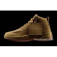 Air Jordan 12 PSNY Wheat Release Authentic
