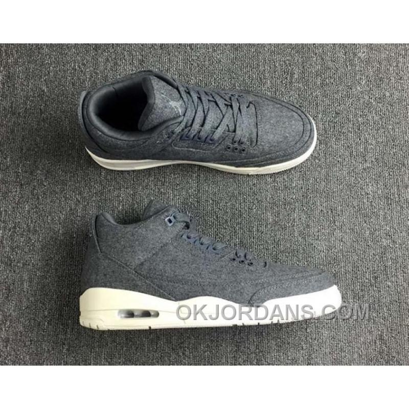 642fe138970f USD  110.52  386.80. Air Jordan 3 Retro Wool Dark 854263-004 ...