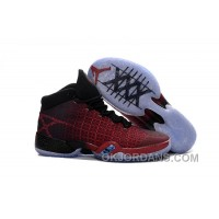 "New Air Jordan 30 XXX ""Gym Red"" Gym Red/Gym Red-Black Online BYyXj"