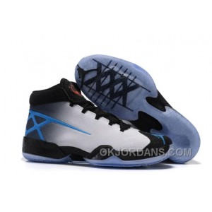 "Mens Air Jordan 30 XXX ""Photo Blue"" Accented PE For Sale Free Shipping RfWkR"