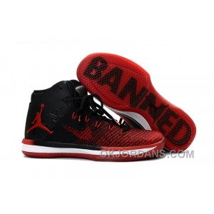 "2017 Air Jordan XXX1 GS ""Banned"" Best S3sSsf"