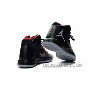 2017 Air Jordan XXX1 GS Black/Red-Wolf Grey Cheap To Buy SHpzE