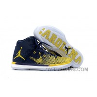 "2017 Air Jordan XXX1 ""Michigan"" PE Free Shipping BbkQGc"
