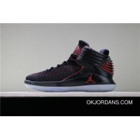 f0ec437be280c4 Jordan Xxxii Generation 32 Aj32 Aj32Air Xxx2 Mj Day SKU AA1253-001 32 Black  Red