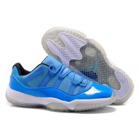 Low Jordan 11 XI Low Pantone Ceesay14 Customs Powder blue For sale