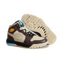 Air Jordan 1 Trek Khaki Varsity Maize Baroque Brown Black