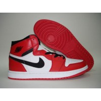 Air Jordan 1 Retro red black white