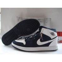 Air Jordan 1 Navy White