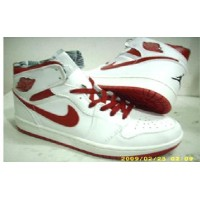 Air Jordan 1 White Red