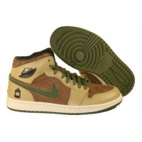 Air Jordan 1 Armed Forces Military