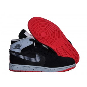 Air Jordan 1 Retro 89 Black Fire Red