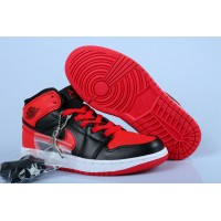 Air Jordan 1 Retro High OG Bred Black Red