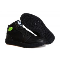 Air Jordan 1 Trek Black Green