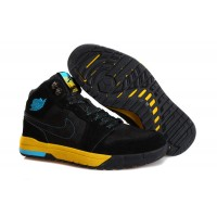 Air Jordan 1 Trek Black Gamma BlueVarsity Maize