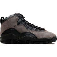 Air Jordan 10 Original Shadows Black Dark Shadow True Red