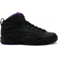 Air Jordan 10 Original Sacramento Kings Black Purple