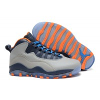 Air Jordan 10 Retro Wolf Grey