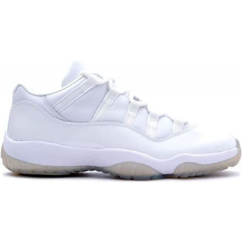 the best attitude 74439 d20da Air Jordan 11 Retro Low White Light Zen Grey