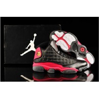 Jordan 13 Original Black Red