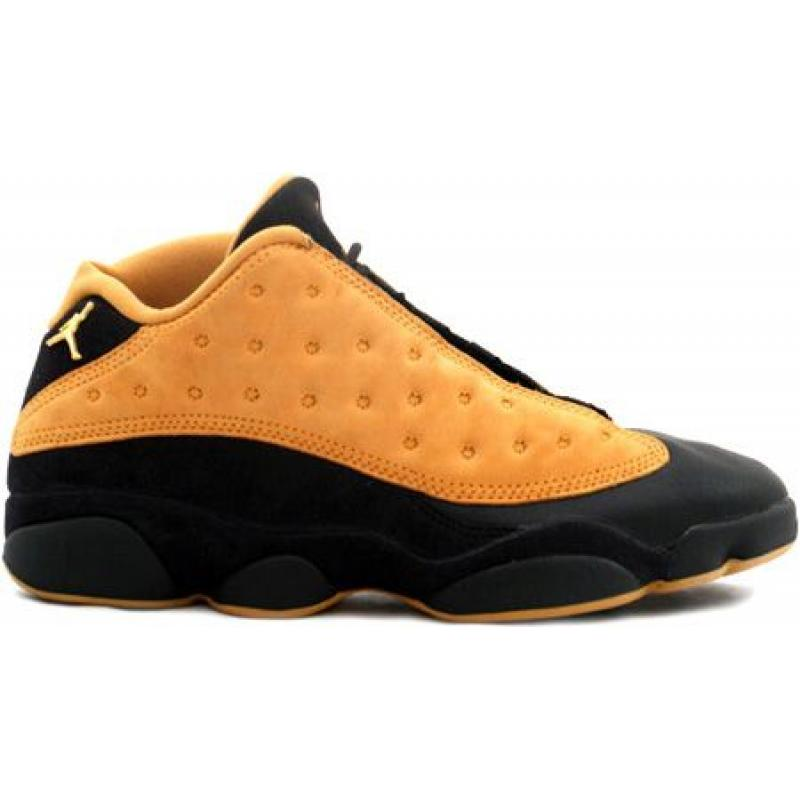 site réputé ec48e f2ac2 Air Jordan 13 Low Black Chutney