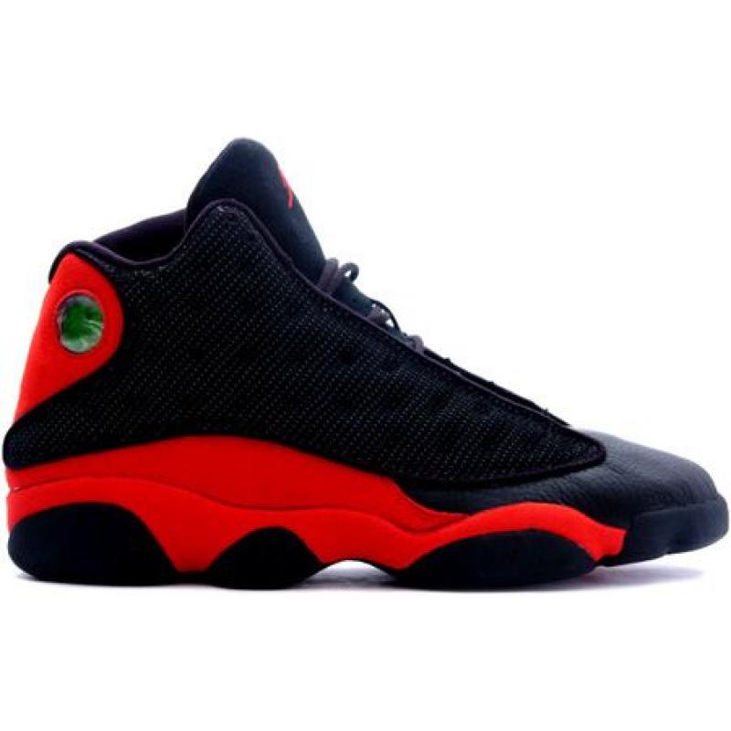 Air Jordan 13 Retro Black Varsity Red White  e14d57d530f0
