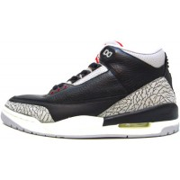 Jordan 3 1994 Retro Black Cement Grey