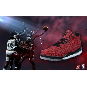 Jordan 3 Temporal Rift Red Devil