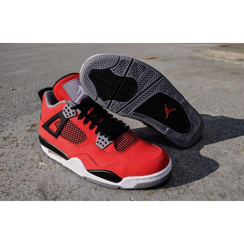 online store a2712 78f68 Air Jordan 4 Retro Toro Super Perfect